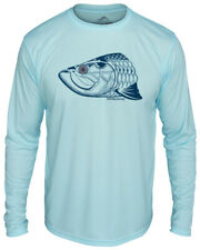 Wicked Catch Super Fly Tarpon UPF 50+ Performance Fishing Shirt