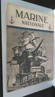 La Revista Náutico Marino Militar N º 11 Septiembre 1945 Buen Estado