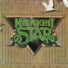 Midnight Star ‎– Victory   New cd  Canada import.