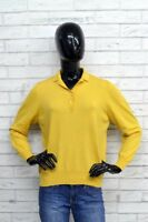 Maglione LUISA SPAGNOLI Taglia M Donna Pullover Cardigan Vintage Colletto Lana