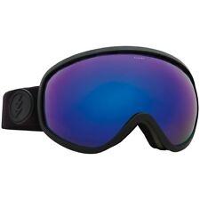 Electric Visual Mesher Negro Mate Gafas de Snowboard ( Brose / Cromo Azul)