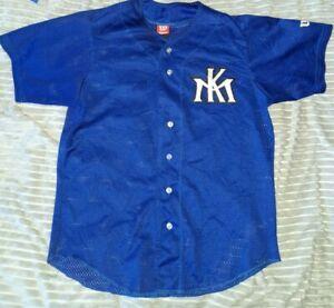 Vintage Wilson Baseball Jersey Large
