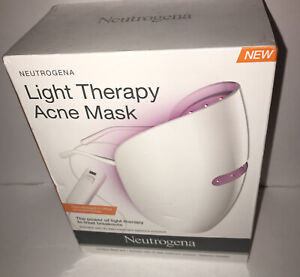 Light Therapy Acne Mask New Sealed box Activator & 30 treatments Free Ship