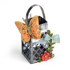 Sizzix Thinlits Die Set 9PK - Butterfly Lantern 661093 Lori Whitlock