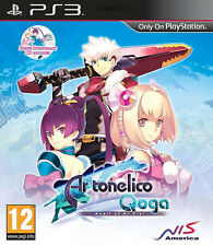 PS3 Game Ar Tonelico Qoga Knell of Ar Ciel NEW
