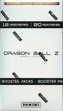 Dragon Ball Z Heroes & Villains TCG Game Booster Card Box 20ct