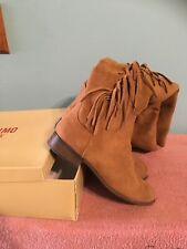 mossimo Suede Boots 8.5