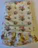 Ralph lauren queen flat sheet sophie brooke floral stripe never used washed once