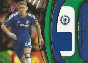 2015 TOPPS PREMIER GOLD SOCCER GARY CAHILL JERSEY RELIC 60/99