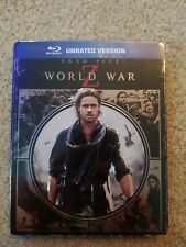 World War Z Unrated Metalpak Steelbook Target Exclusive Brad Pitt