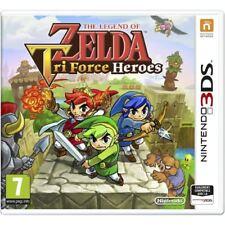 Jeux pour Console Nintendo the Legend of Zelda Tri Force Heroes