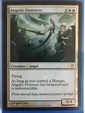 Mtg angelic overseer foil x 1 great condition