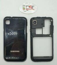 Back Cover + Frame Centrale Samsung Galaxy S Plus GT-i9001 Nero Originale