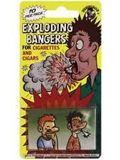 Cigarette Exploding Bangers (10 Pk) Classic Joke Party Funny Trick Funnyman Gag