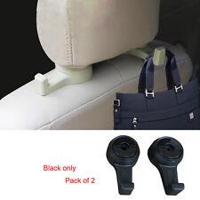 Auto PKW Kopfstütze Haken Spitzhaken Autositz Kleiderbügel Rücksitz Aufhänger