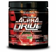 (105,42€/kg) NutraClipse ++Alpha Drive  ++ 270g Booster Hardcore Xtreme