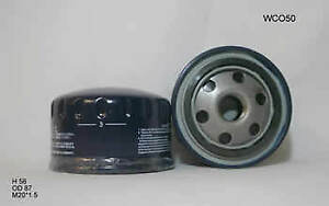 Wesfil Oil Filter WCO50 fits Renault Clio 2.0 Sport 172 RS (II) 127kw, 2.0 Sp...