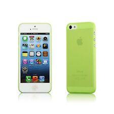 YemotaPro Ultra Slim iPhone 5 5S Hard Case Schutz Hülle Cover Bumper Tasche Grün