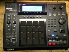 Custom  AKAI MPC2500 MPC 2500 CD/CF/128meg/JJOS-XL 2.13/drum pads/sampler/ARMENS