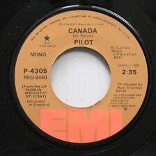 Rock 45 Pilot - Canada / Canada On Emi America Records