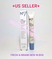 Boots No 7 LIFT & LUMINATE Concentrated DARK SPOT SERUM 15ml / 0.5 oz BNIB