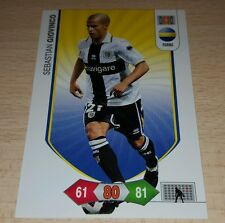 CARD ADRENALYN 2010/11 PANINI PARMA GIOVINCO CALCIO FOOTBALL SOCCER 2011