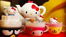 McDonald's Sanrio Hello Kitty Happy Meal Tea Set  Brand New 4 Piece Set