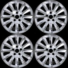 "4 CHROME for 11-14 Chrysler 300 17"" Wheel Skins Hub Caps Rim Covers Alloy Wheels"