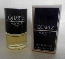 Miniature de parfum Quartz de Molyneux EDP 6ml plein avec boite