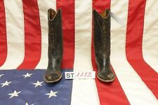 Bottes Buffalo N.37 (Code ST1172) Boots Occidental Pays Cow-boy d'occassion