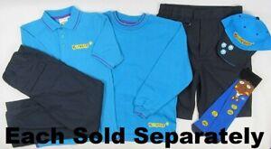 Boys Beavers Uniform Beaver Jumper Polo T shirt Cap Bag Trousers Beanie Shorts