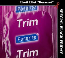 ☼ JOYEUX NOEL ☼ Lot de 10 préservatifs Taille S Plus étroit PASANTE TRIM