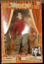 Nsync Collectible Marionette Jc Chasez - Living Toyz - In Original Box - 2000