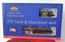 Bachmann Kader 60th Anniversary Set J72 Tank & Standard 4MT