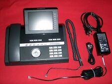 Siemens Unify OpenStage 60T Systemtelefon lava Re_MwSt Octophon F660 + Netzteil