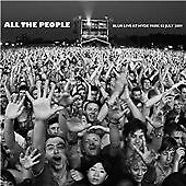 Blur - All the People (Live in Hyde Park, 2009) 2 c/ds digipak V.G.C
