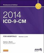 2014 ICD-9-CM for Hospitals, Volumes 1, 2 and 3 Professional Edition, 1e (Saunde