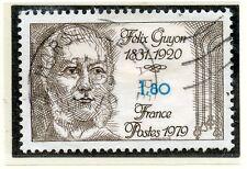 TIMBRE FRANCE OBLITERE N° 2052 FELIX GUYON / Photo non contractuelle