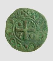 s958_3) FRANCIA - THIBAUT II (1125-1152) - DENARO PROVISINO