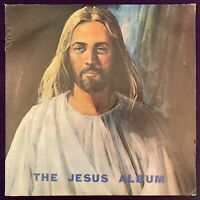 AGLOW FELLOWSHIP The Jesus Album LP PRIVATE Xian Country Gospel Soul RARE VG