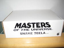He-Man MOTU Exclusive Snake Teela Figure SEALED Rare