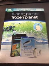 Planet Earth Giftset (DVDand blu ray)