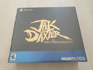 Jak & Daxter PS4 PlayStation 4 - Limited Run Collector's Edition - SEALED