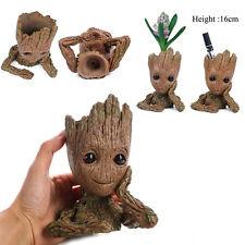 "Guardians of The Galaxy Vol. 2 Baby Groot 6"" Figure Brush Pot Flowerpot 16cm NIB"