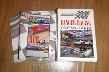 RacePixels Banger Racing Playing Cards - Crashes, personalities, tracks and even