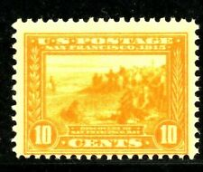 [Fb] Us #400 Mint-Nh 1913 , Perf 12, 'Panama-Pacific' ; Exposition Issue.[$250]