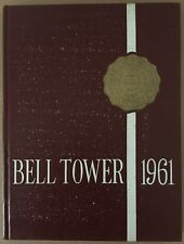 1961 Saint Francis College, Bell Tower Yearbook, Loretto, PA