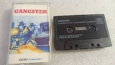 CINTA CASSETTE JUEGO GANGSTER COMMODORE 64 C64 PAL 128