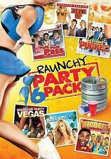 Raunchy Party Pack - 6-Movie Set - Fired Up - Puff, Puff, Pass - National Lampo