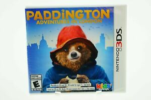 Paddington Adventures in London: Nintendo 3DS [Brand New]